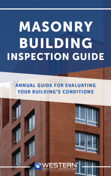 Masonry Building Inspection Guide